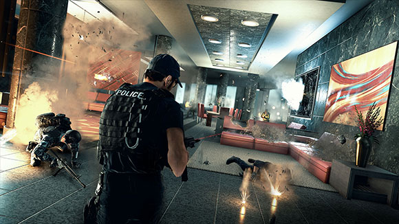 Image from Battlefield: Hardline