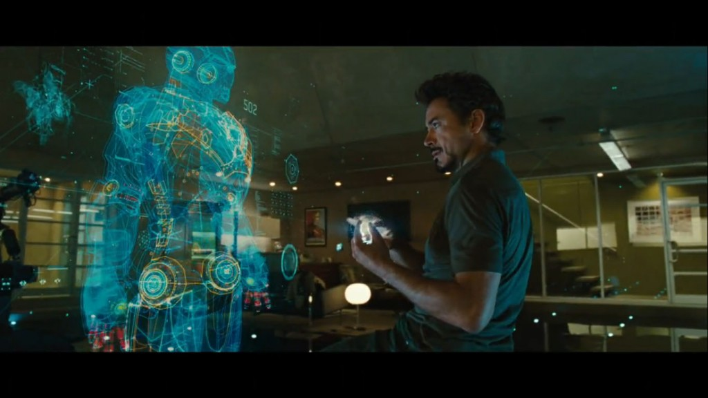 Now you can interact with 3D objects like Tony Stark does in Iron Man