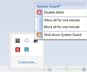 system guard