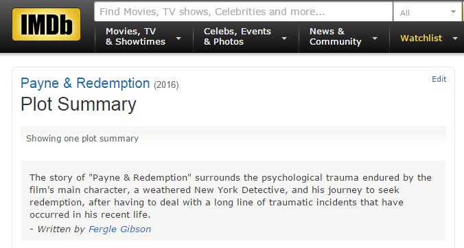 2015-06-25 17_35_44-Payne & Redemption (2016) - Plot Summary - IMDb