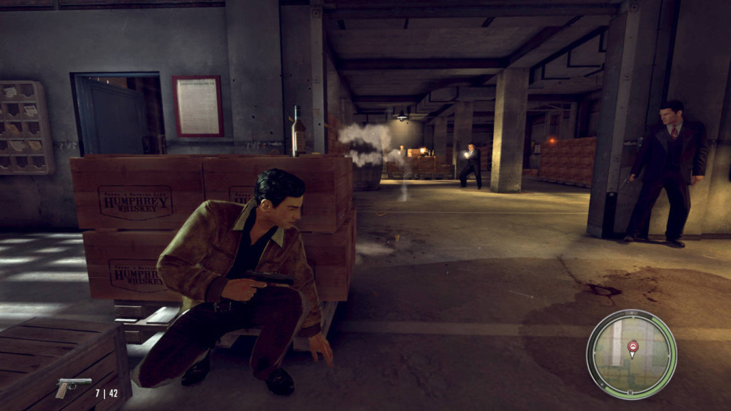 Mafia II - E3 2010_Shootout (FILEminimizer)