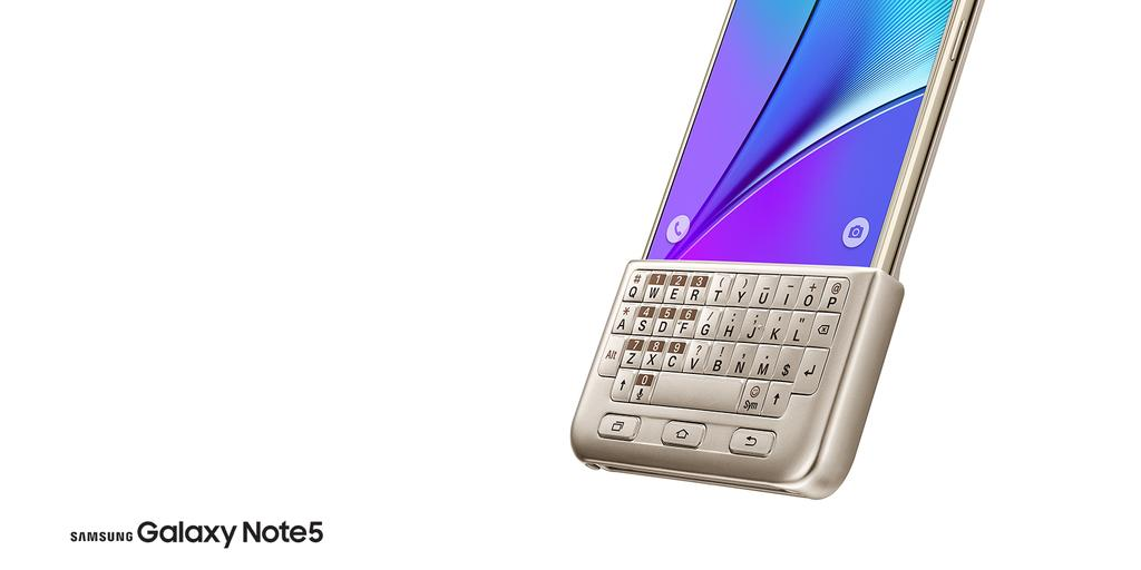 Note 5 keyboard