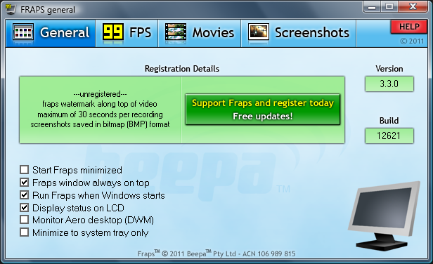 free video game recording software