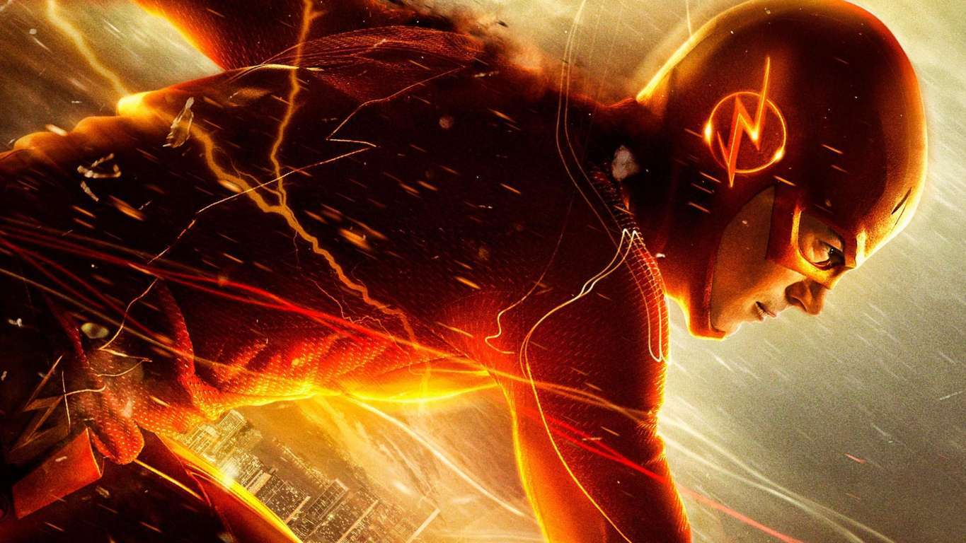 """My name is Barry Allen. I am the fastest man alive""- I always remember those lines before sleeping at night."