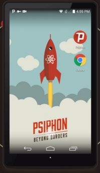 psiphon - top vpn apps for android