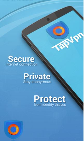 TapVPN for android - best vpn apps for android