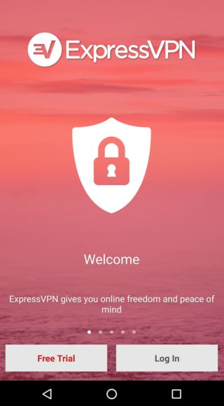 top vpn apps for Android - ExpressVPN