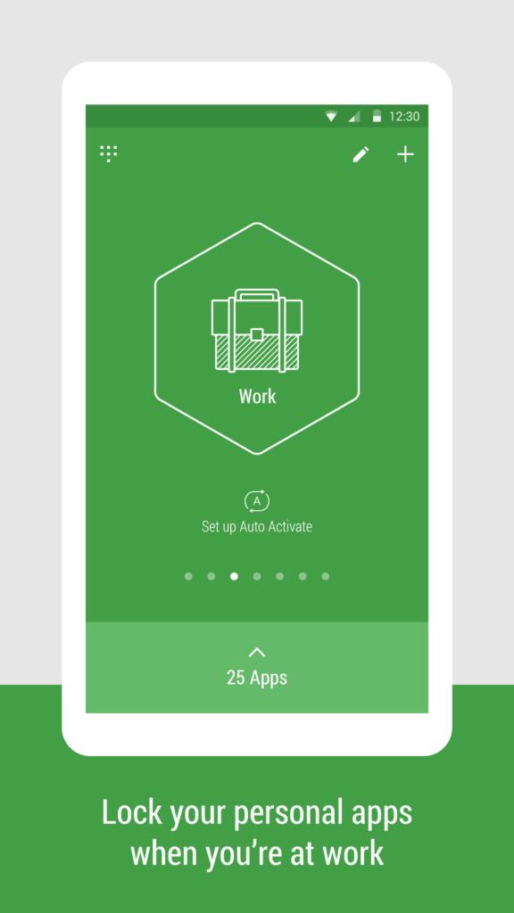 hexlock - best app locker for Android