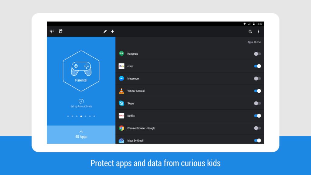 HEXLOCK - app locker for android