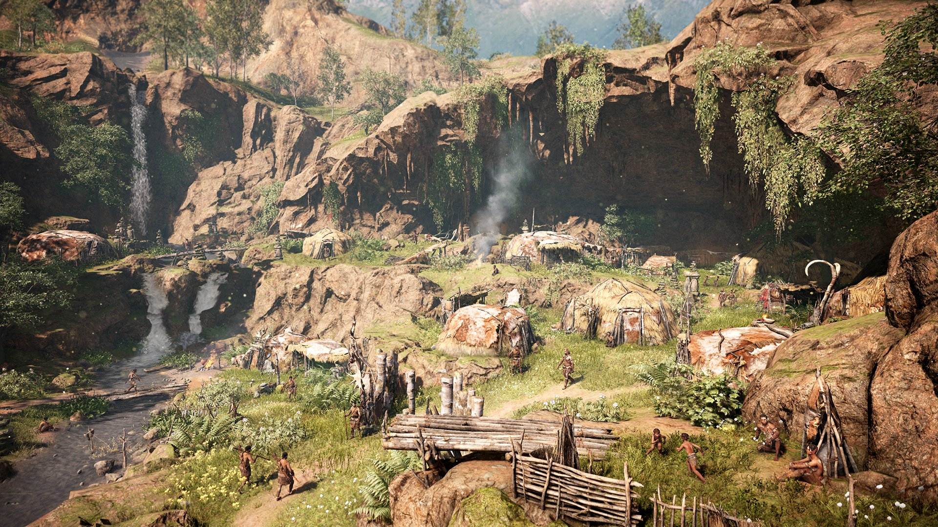 Wenja village