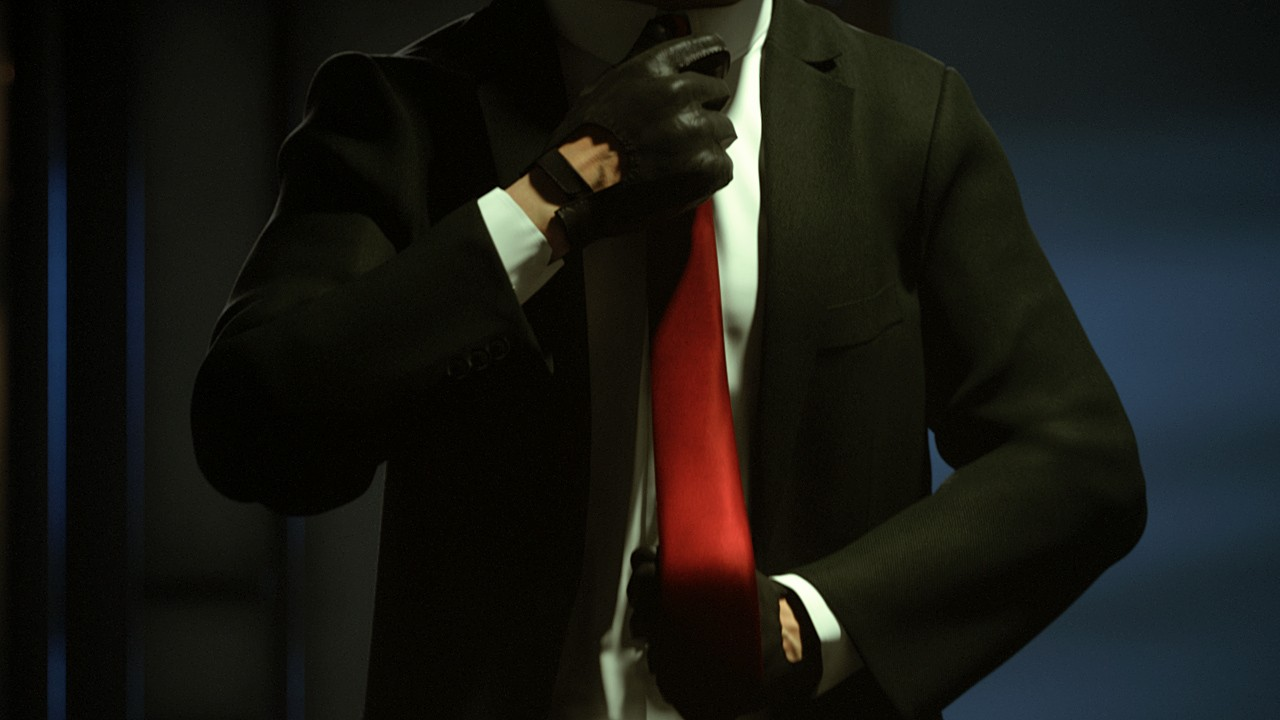 Hitman's Signature Suit