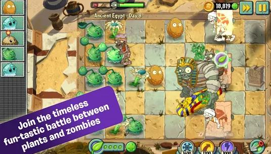 plants vs zombies - best offline android games