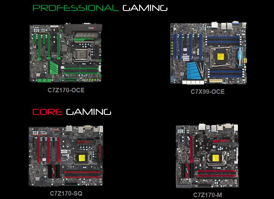 Gaming _ Products - Super Micro Computer, Inc.