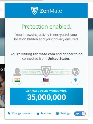 zenmate - vpn chrome extension - Best VPN Chrome Extensions To Unblock Sites and Enhance Security