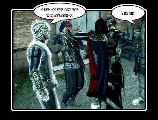 assassin's creed meme generator