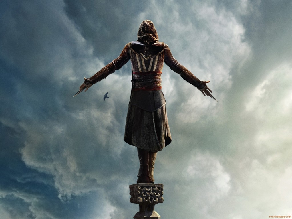 assassin's creed movie rating