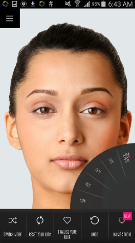 lakme makeup pro - makeup apps for android
