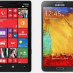 "Galaxy S5 vs Lumia 1520:""Battle of the Flagships"" 3"