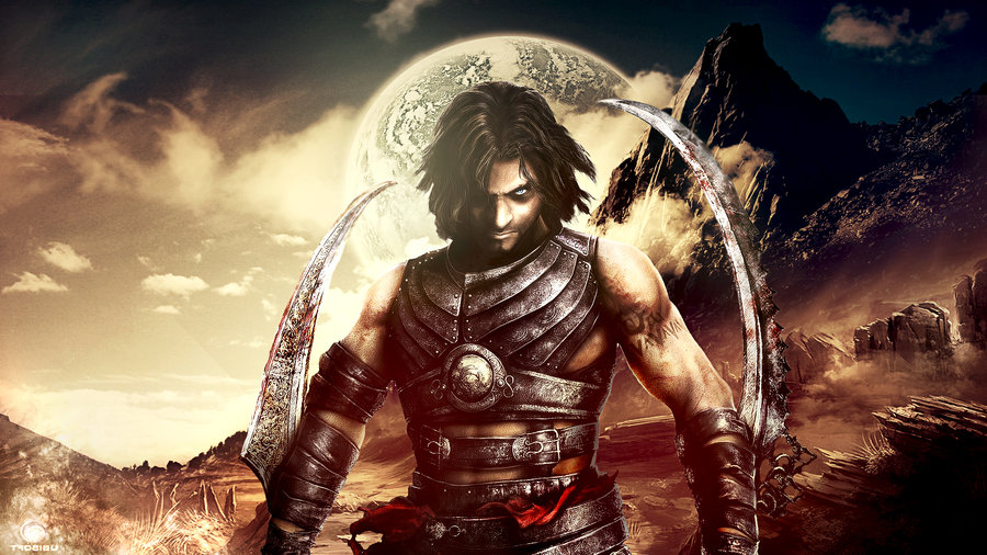 Prince of Persia Warrior Within is my favorite game so far
