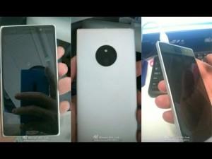 The New Nokia Lumia 830 Leaks 1