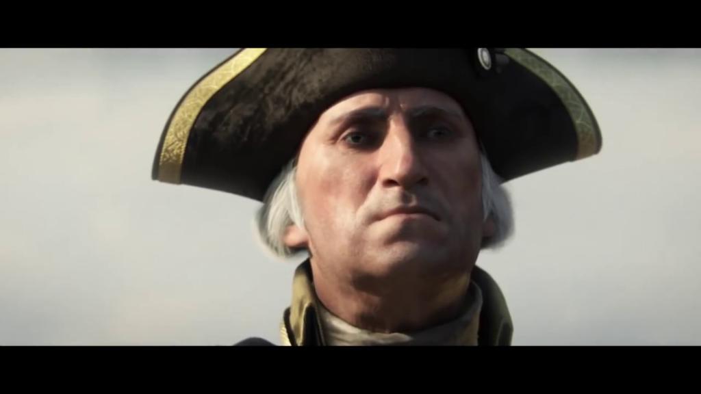 George Washington in AC3