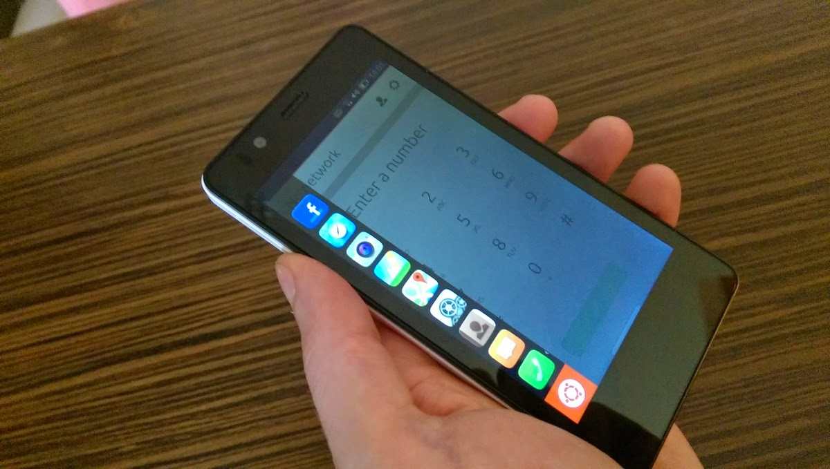 Ubuntu steps into the Smartphone Market with Aquaris E4.5 1