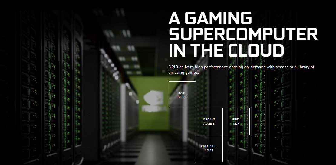 Nvidia GRID: Now Play Heavy Graphics Game on Cloud Powered by SHIELD 3
