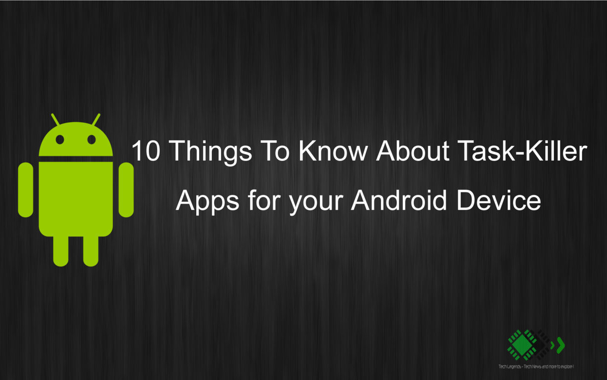 android task killers