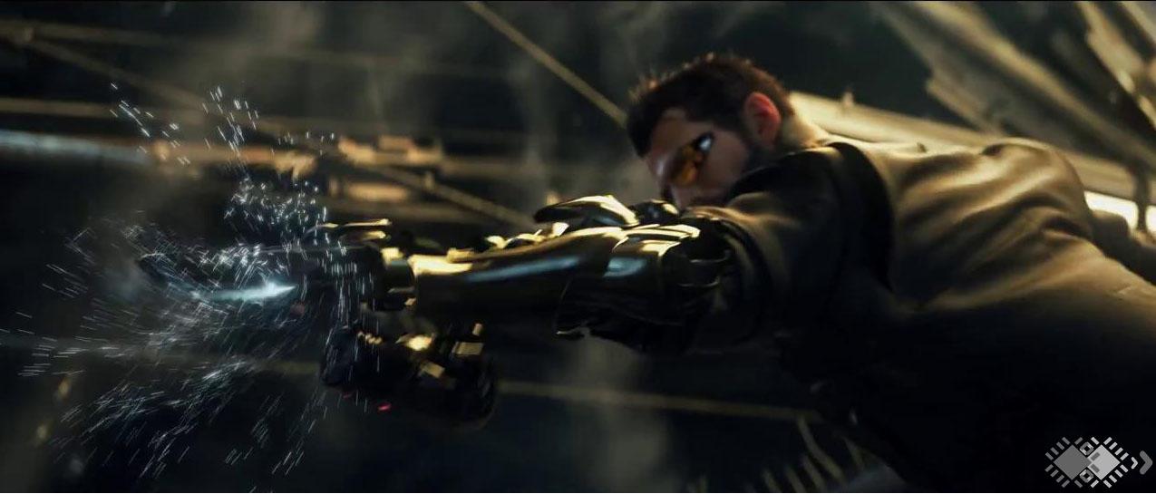 Deus Ex: Mankind Divided Trailer Revealed [AMD Exclusive PC Optimization] 1