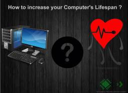 computer's lifespan