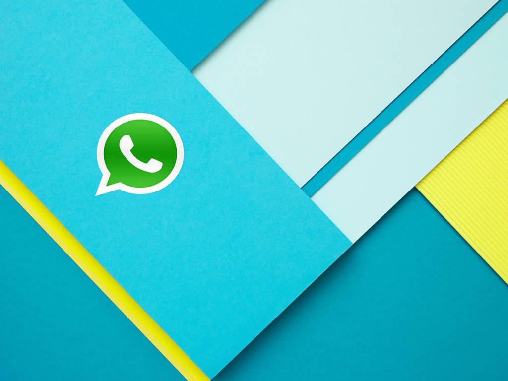 whatsapp-material design