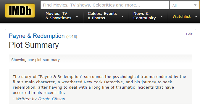 2015-06-25 17_35_44-Payne & Redemption (2016) - Plot Summary - IMDb
