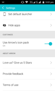 Microsoft's Arrow launcher Beta 3: Several New additions, get it now! 2