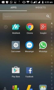 Microsoft's Arrow launcher Beta 4 Update: New logo, Other additions 1