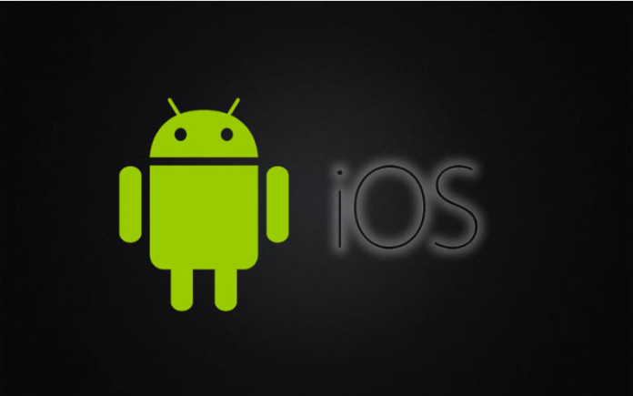 ios launchers for android