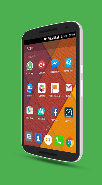 Microsoft's Arrow launcher Beta 6 update: Supports custom icons, Homescreen selection 1