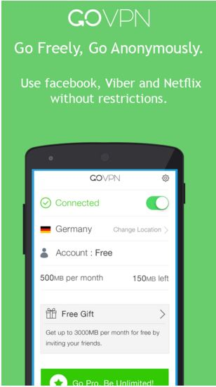 go vpn - best vpn for android - vpn apps for android
