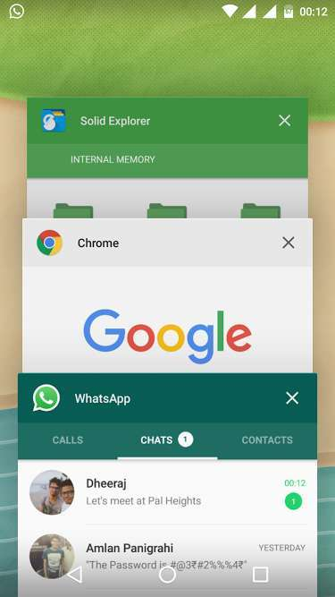 whatsapp information leak - applocks for android
