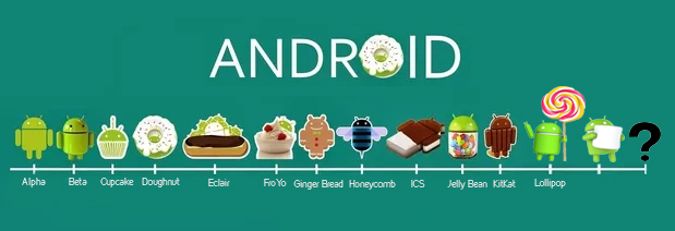 Android legacy