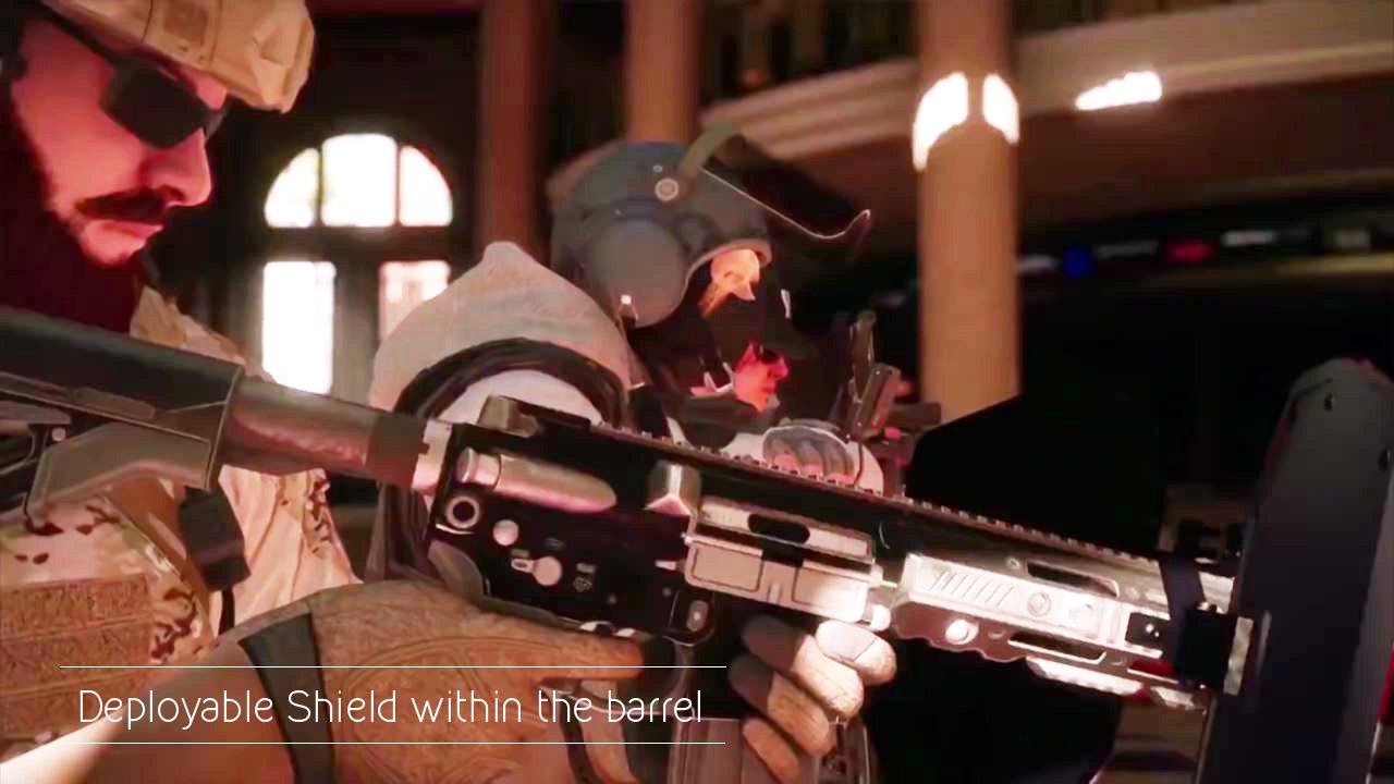 deployable shield