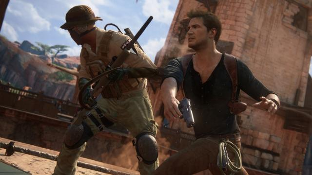 New Uncharted 4 Screenshots Will Really Tempt You To Buy A PS4 1