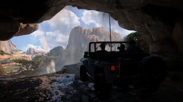 New Uncharted 4 Screenshots Will Really Tempt You To Buy A PS4 2