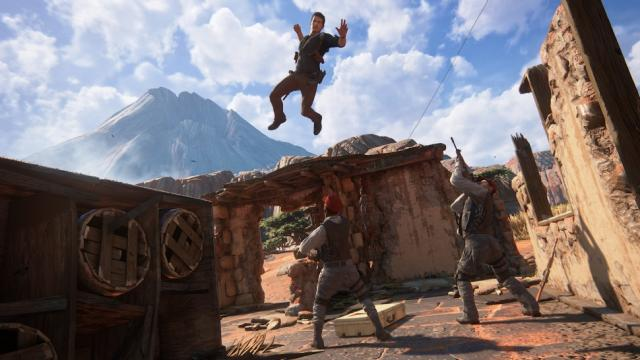 New Uncharted 4 Screenshots Will Really Tempt You To Buy A PS4 6