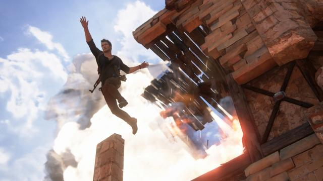 New Uncharted 4 Screenshots Will Really Tempt You To Buy A PS4 3