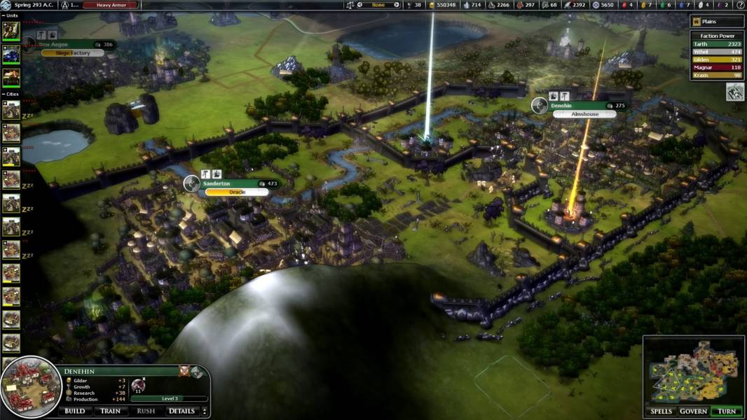 best turn-based strategy games