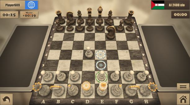 real chess - free chess games for android