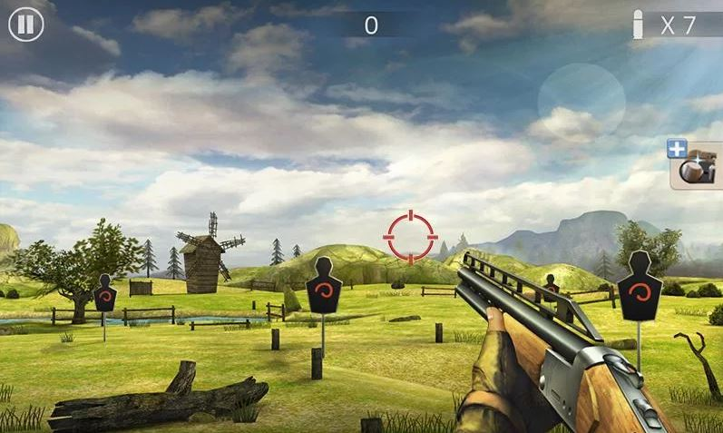 best fps games for android offline