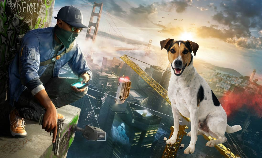 grand theft dogs