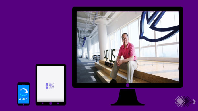 apus founder interview - tao li