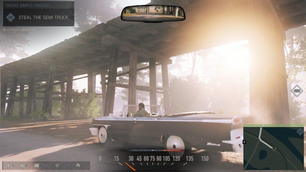 Mafia 3 Graphics